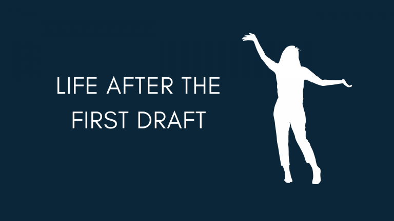 after the first draft