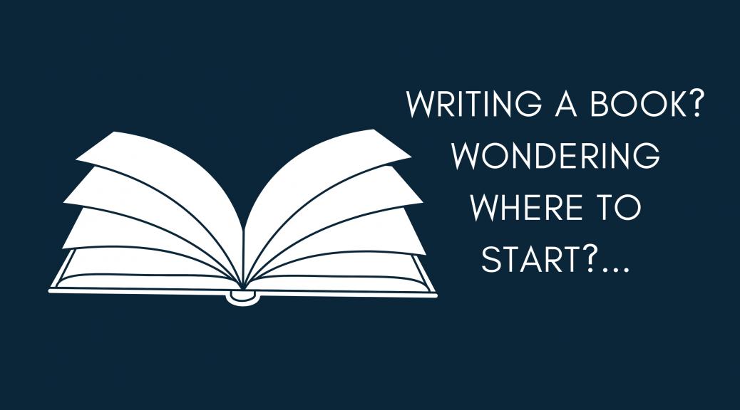 writing?where to start