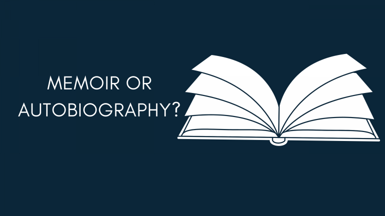 Memoir or autobiography?